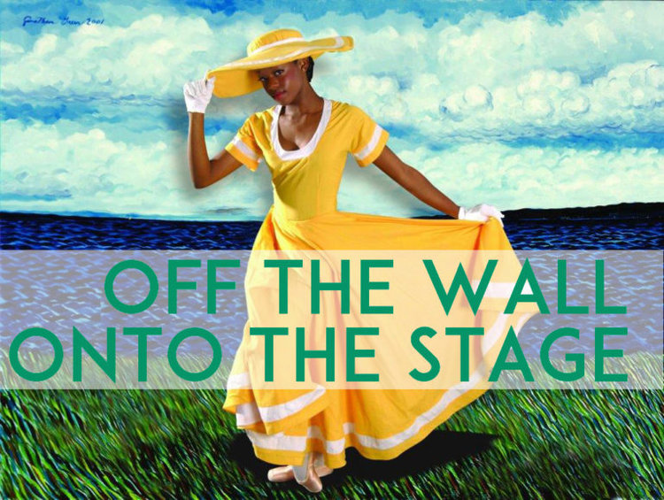 REVIEW: Columbia City Ballet\'s Off the Wall and Onto the Stage by ...