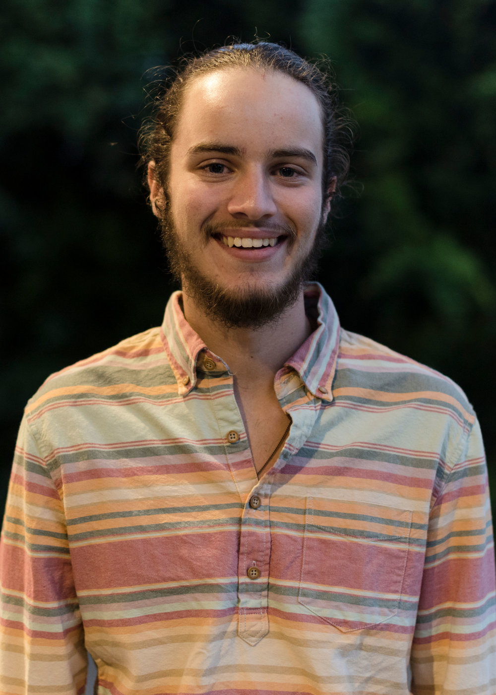 Zack Spencer grew up in Columbia, SC and is currently a junior at USC where he is the Executive Producer of 1080C, USC's short film organization. His goal is to become a cinematographer and writer, and to share his perspectives with the world through narrative storytelling.