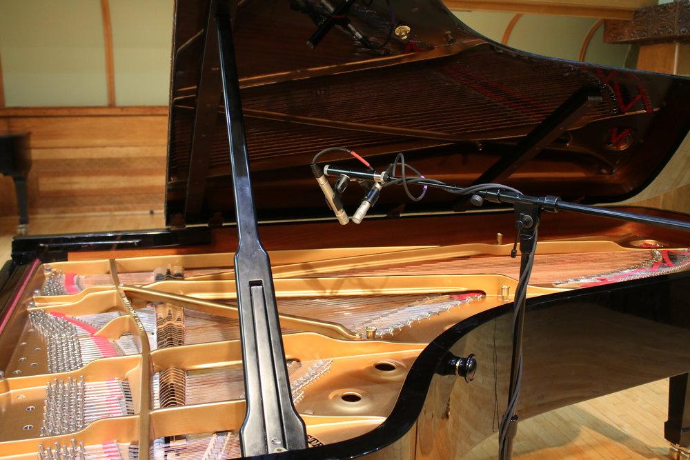 Steinway Full Concert Grand Piano