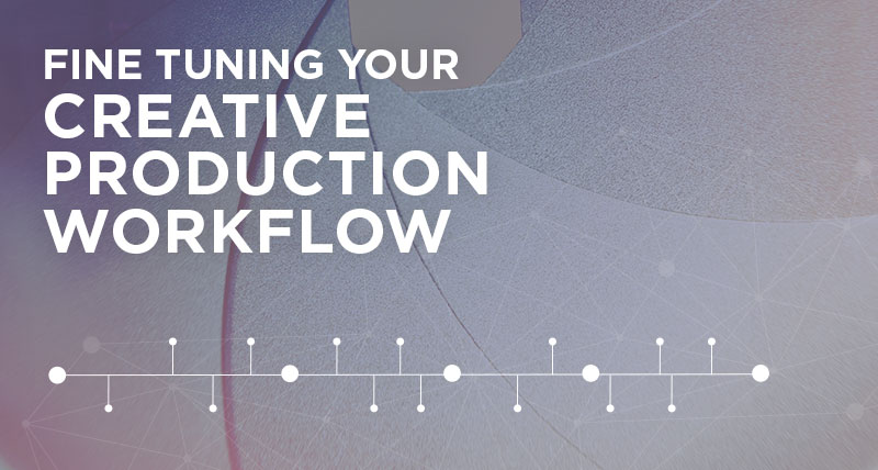 Fine-Tuning Your Creative Production Workflow  Featuring creative operations experts from globaledit and Industrial Color as well as creative operations professionals at leading brands, these sessions will cover everything from asset capture best practices through asset refinement and distribution/archiving.   >>   WATCH WEBINAR