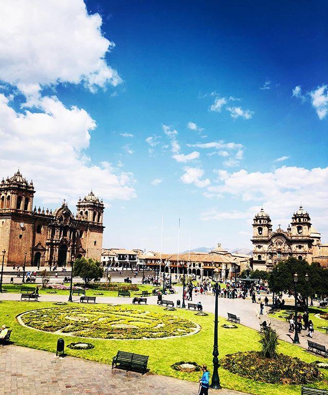 Welcome to our magical Cusco!! #valentinspachamamajouneys #cusco #machupicchu #igersperu #igerscusco #treking #sacredvalleyperu #moray #peru #foto #instapic #instagood #instagram #inca #travelblogger #instagramers #instatraveling