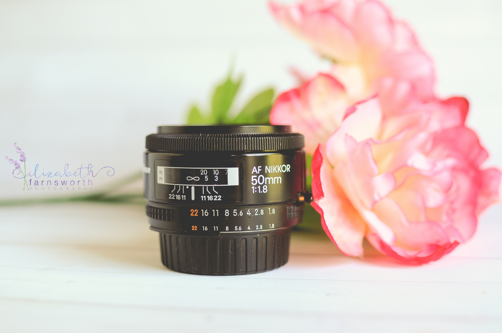 Nikkor 50mm 1.8 lens Elizabeth Farnsworth Photography © Roanoke, VA photographer