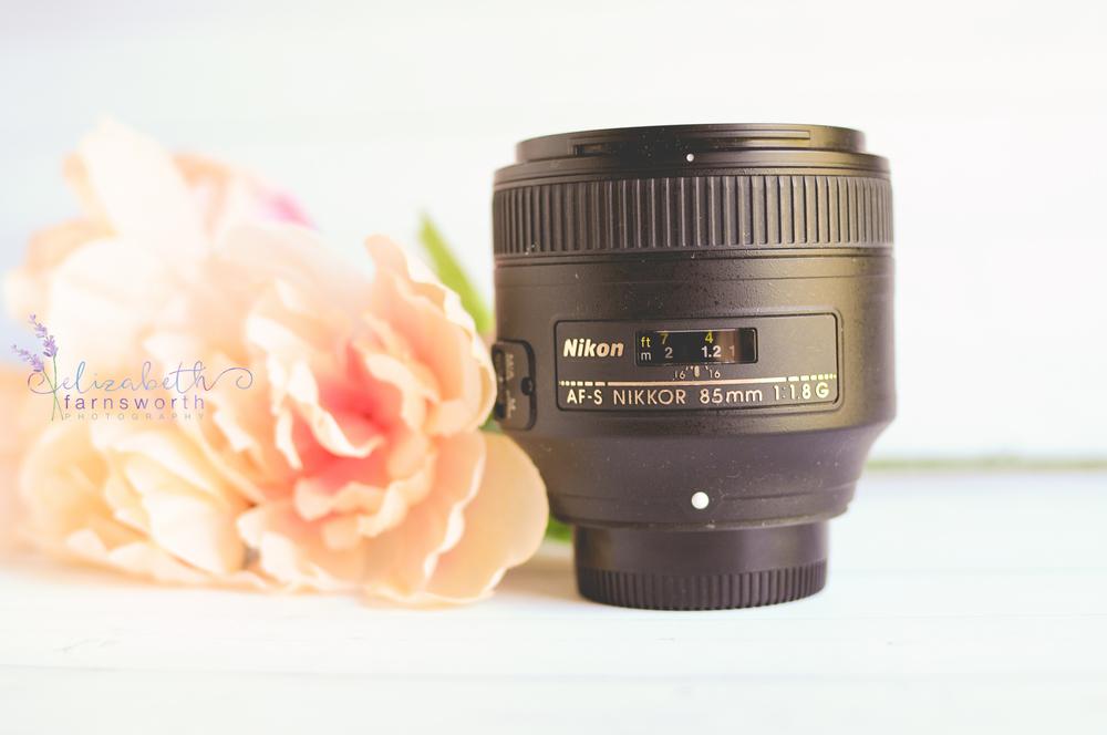 Nikkor 85mm 1.8 lens Elizabeth Farnsworth Photography © Roanoke, VA photographer