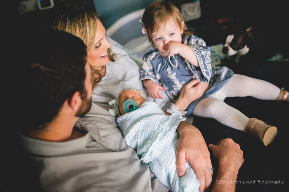 newborn photographer in Roanoke, Virginia