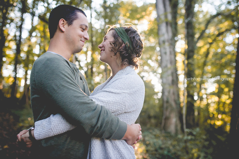 engagement photographer in roanoke, virginia