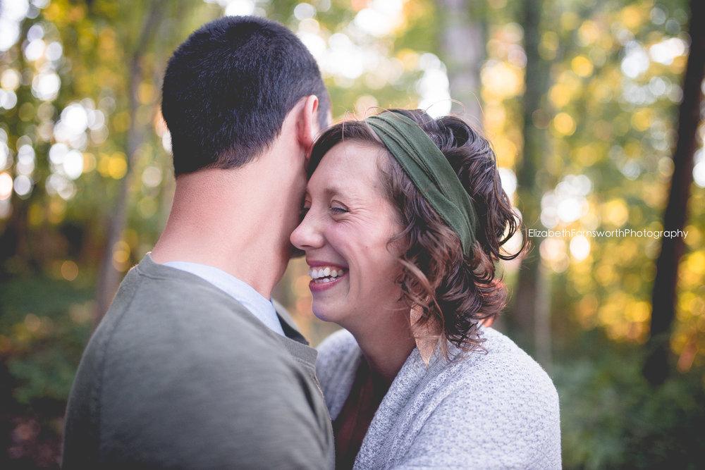 Roanoke, Virginia Engagement Photographer