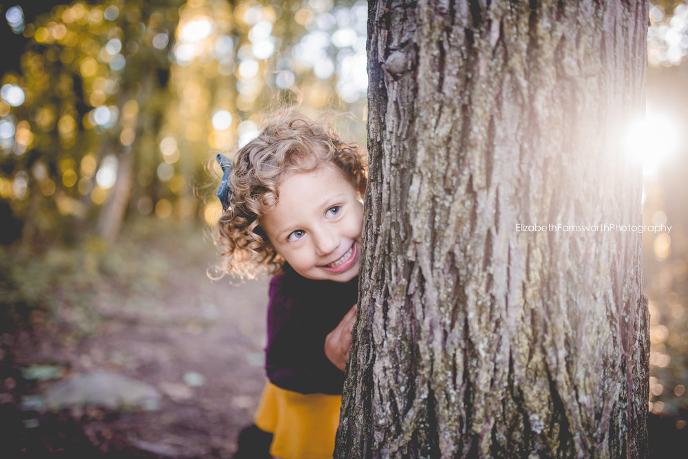 Childrens Portrait Photographer in Roanoke, Virginia