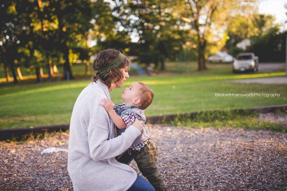 Family Photographer in Roanoke, VA