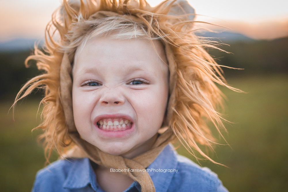 childrens portrait photographer in roanoke virginia