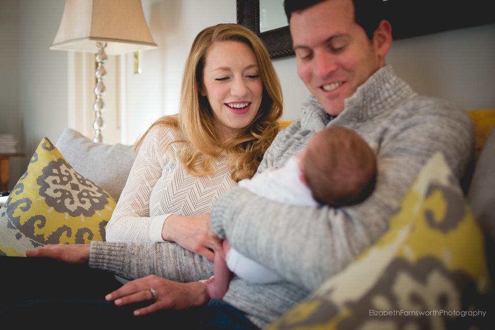 troutville newborn photographer