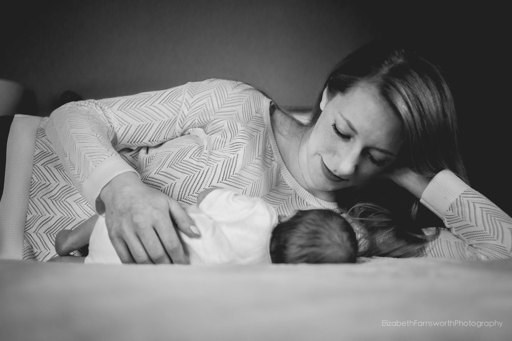virginia photographer for newborn photography