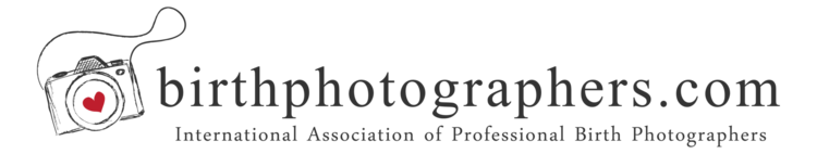 Roanoke Birth Photographer Association Member