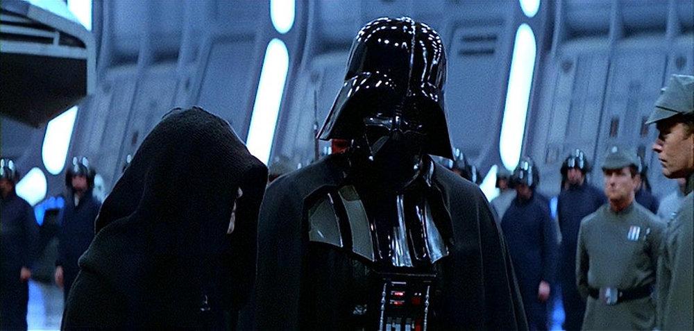 Image tirée de l'épisode VI de la première trilogie (crédit : flickr.com).