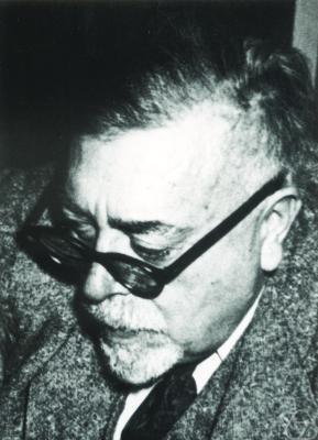 Norbert Wiener, père de la cybernétique.