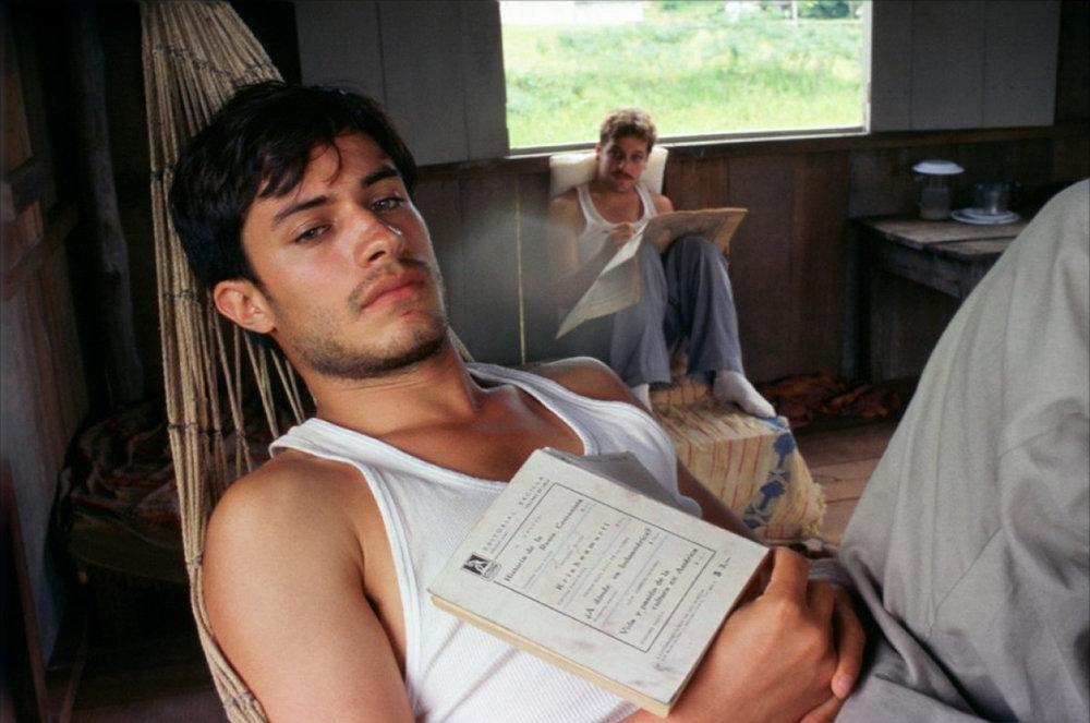 Image prise du film  Carnets de voyage  (2004) de Walter Salles.