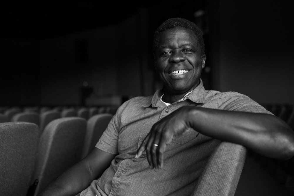 shem uzele   Shem Uzele was born to missionary parents in the Sudan who were originally from the Congo. At the age of two, his family moved to Kenya, where he lived for 30 years until moving to the United States with his American bride, Christine. They currently reside in Wilmington, DE, and have three beautiful children: Anna, Sara, and Moses. Shem has served as one of the pastors at ccdelco since its inception and loves to lead worship.