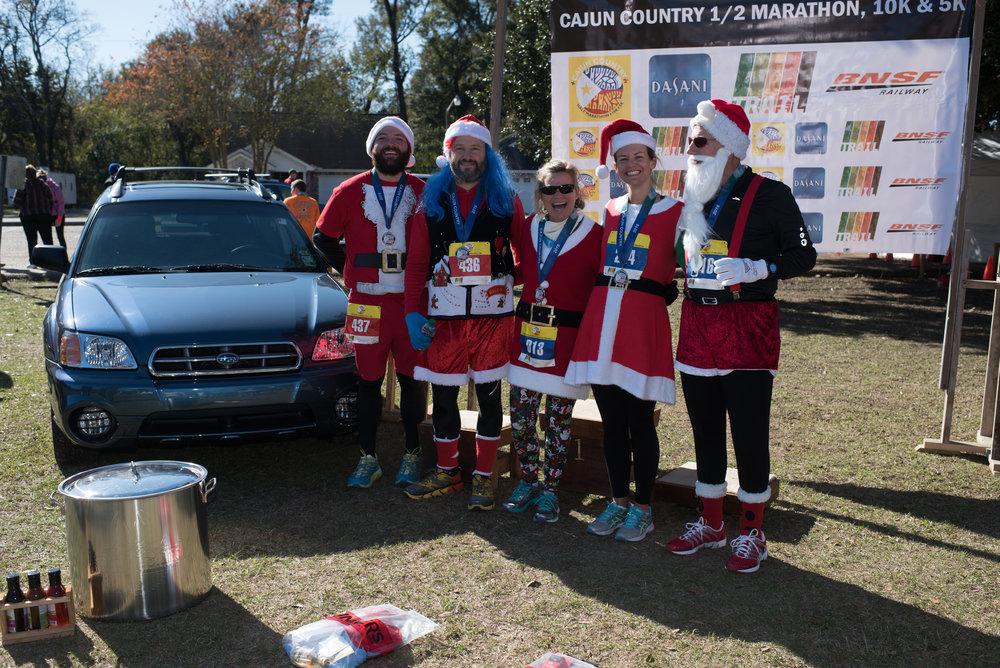 2016 Santa Division Winners