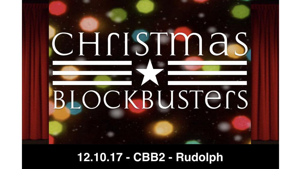 12.10.17 - CBB2 - Rudolph