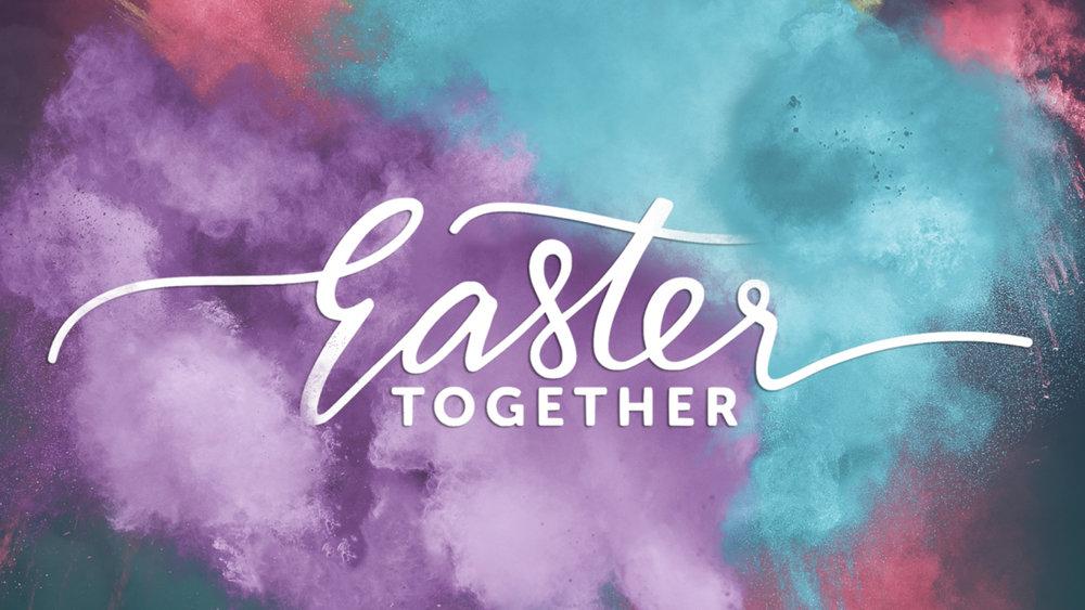 04.01.18 Easter Together