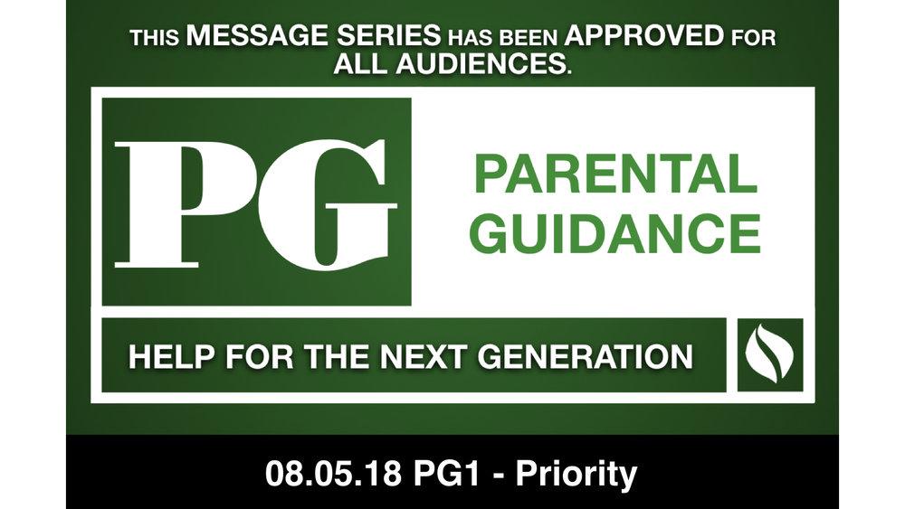 08.05.18 PG 1 - Priority