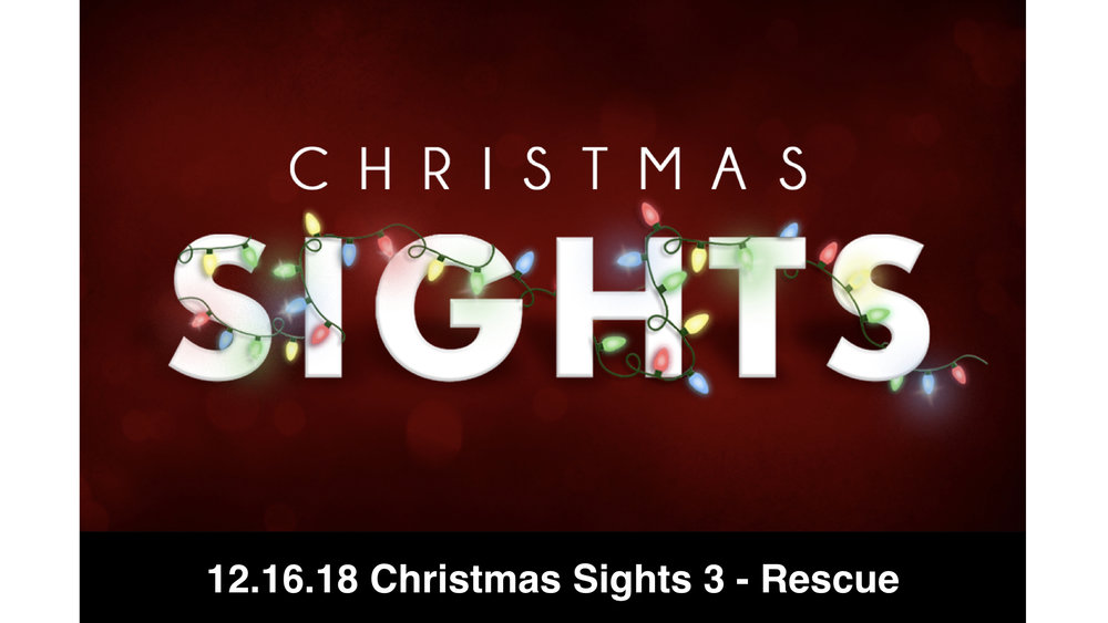 12.16.18 Christmas Sights 3 - Rescue