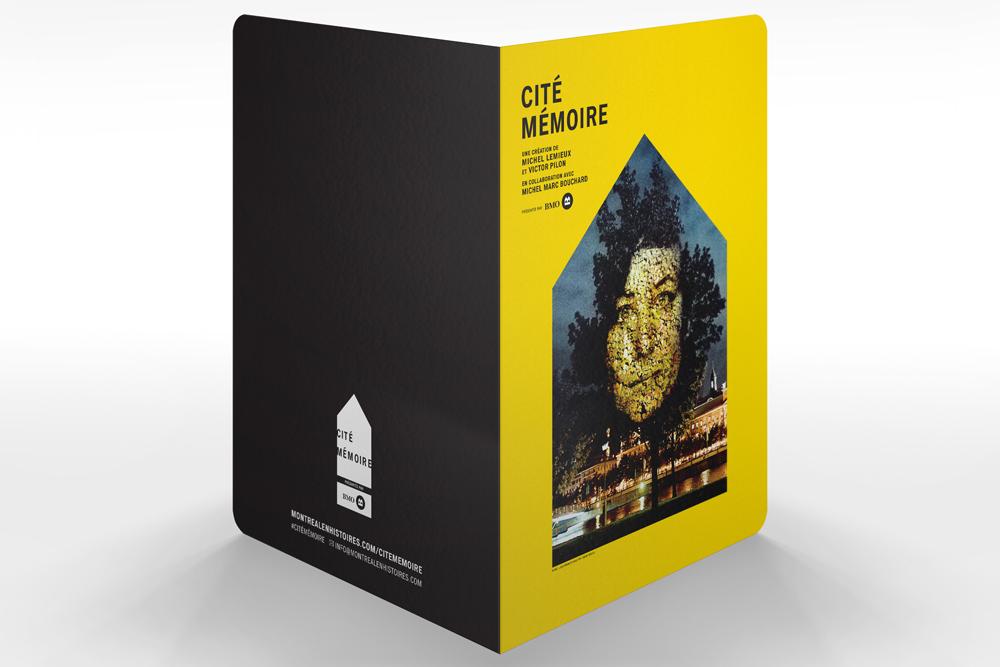 Montreal en Histoires Folder