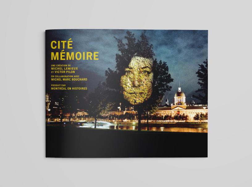 Montreal en Histoires Cover