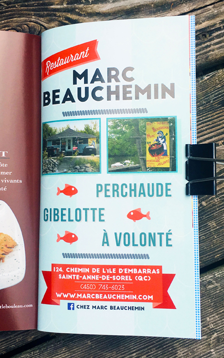 Restaurant Marc Beauchemin