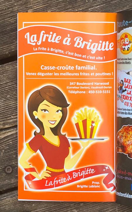 La Frite à Brigitte