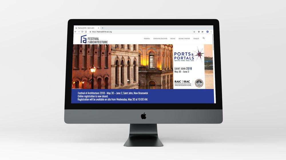 Website design raic festival architecture screen 1.jpg