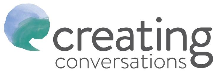 Creating Conversations branding
