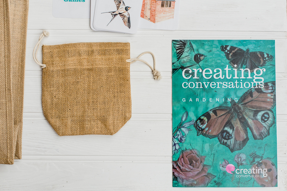 The Creating Conversations Social Activity Kit - Gardening