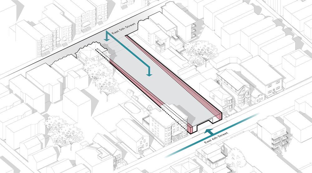 sub-level parking