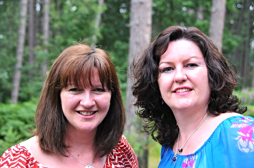 Fiona Nugent and Jane Kelly, co-founders of Eat Your Books