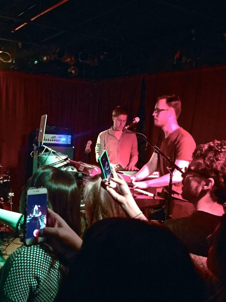Grog Shop w/ Chris Jamison, on tour opening for Allen Stone