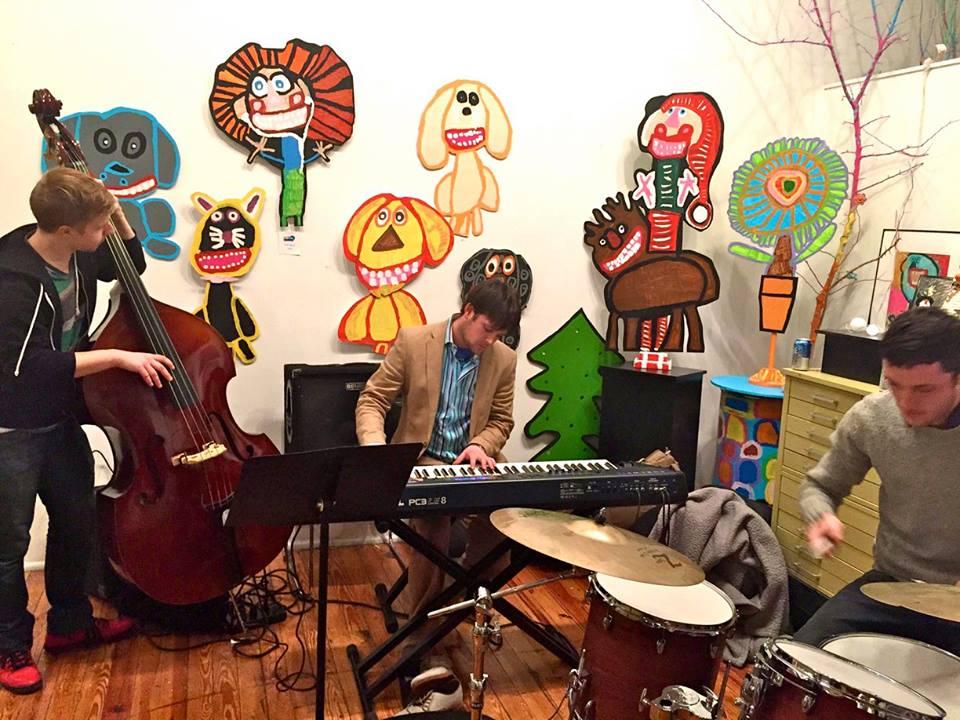 w/ Ben Maloney trio, private party