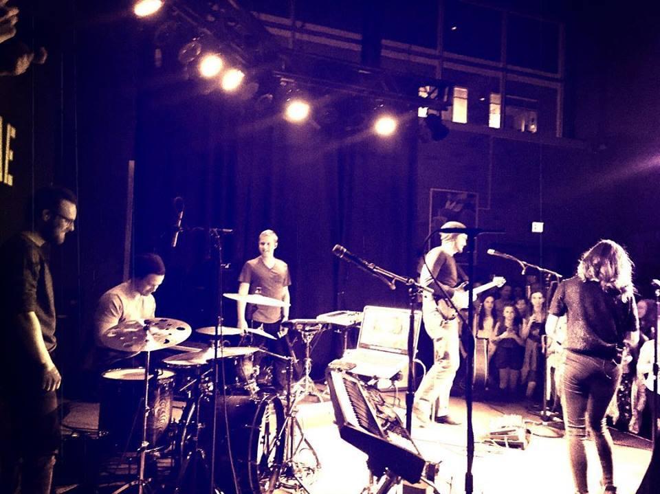 w/ Daya @ Stage AE, Pittsburgh
