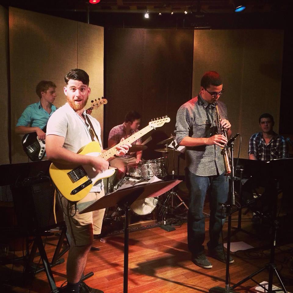 w/ Wakefold Quartet @ Brother's Drake