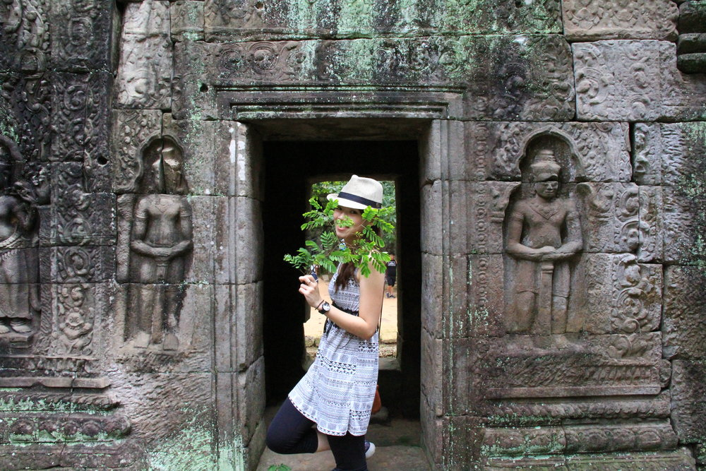 Uncovering Mystery in Angkor Wat