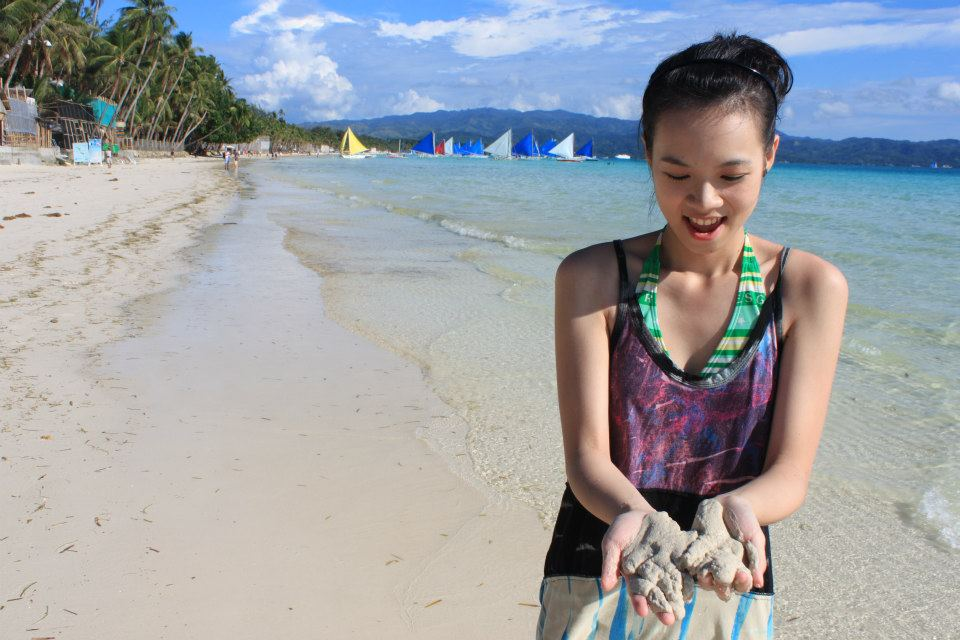 Enjoy Sunshine in Boracay