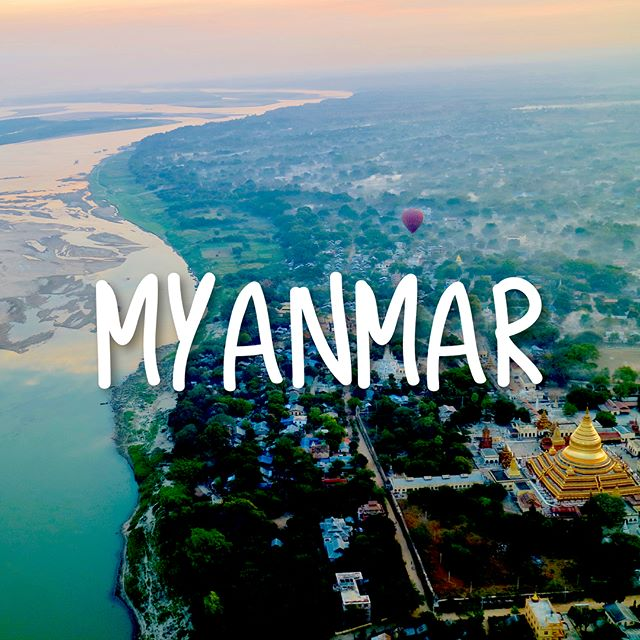 🇲🇲 Myanmar 10 things  1⃣ 🎈Flying ballon over #Bagan at sunrise 2⃣ 🛵 Visit #Buddhas with environment friendly e-bike 3⃣ 🧘🏻‍♀️ Having a sunset #yoga on the beach 4⃣ 🏨 Stay at trendy Hotel G Yangon 5⃣ 🍽 Dining at buzziest restaurant- @RangoonTeaHouse 6⃣ 🍜 Taste traditional #ShanNoodle (try 999 shop) 7⃣ 🥧 Enjoy a classic afternoon tea at #TheStrandHotel 8⃣ 🛍 Visit local #Bogyoke market for #Burma souvenirs  9⃣ 🙏🏻 Learn the kindness from Burmese people 🔟 👣 Wear slippers when visit barefoot-needed pagodas (temples)  #designerwhotravel #creativemind #travel #itinerary #meettheworld #inspo #nomad #myanmar #southasia #explore #buddha