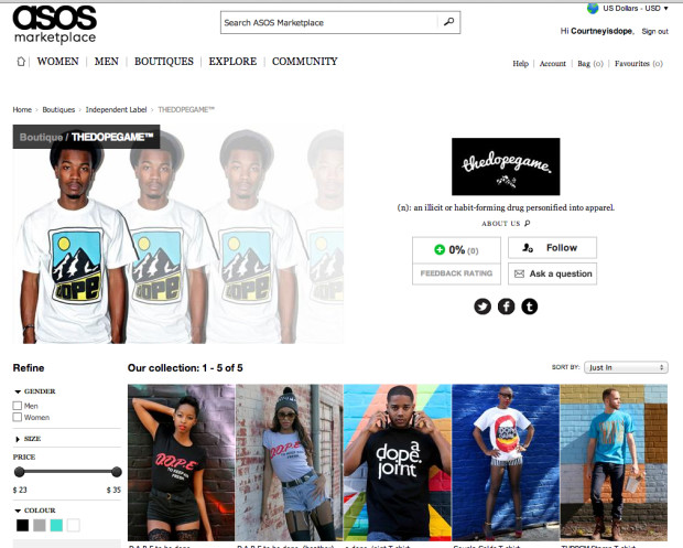 TDG-ASOS-Storefront