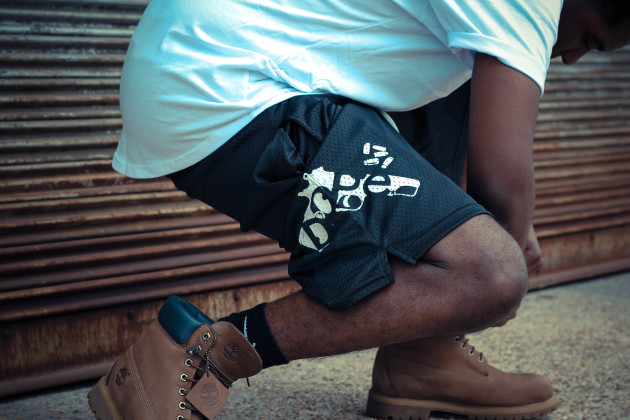 D-Boy Mesh Shorts-2