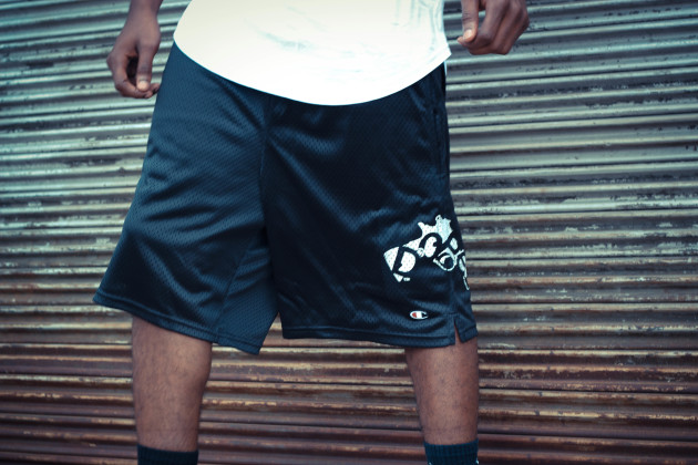 D-Boy Mesh Shorts-4