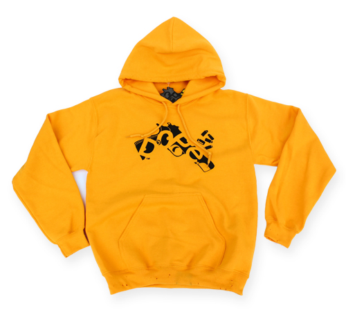 Dope-Game-Logo-Hoodie-Canary-Black