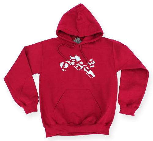 Dope-Game-Logo-Hoodie-Varsity-Red-White