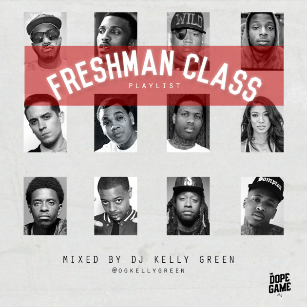 Freshman-Class-Kelly-Green-Dope-Game