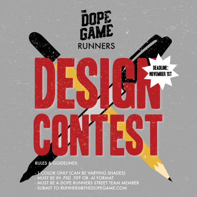 Dope-Runners-Design-Contest