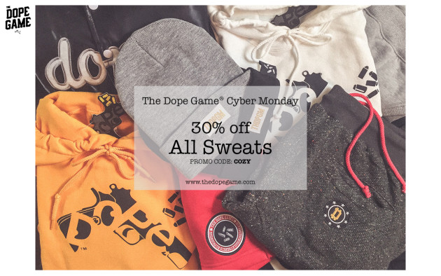 Dope-Game-Cyber-Monday