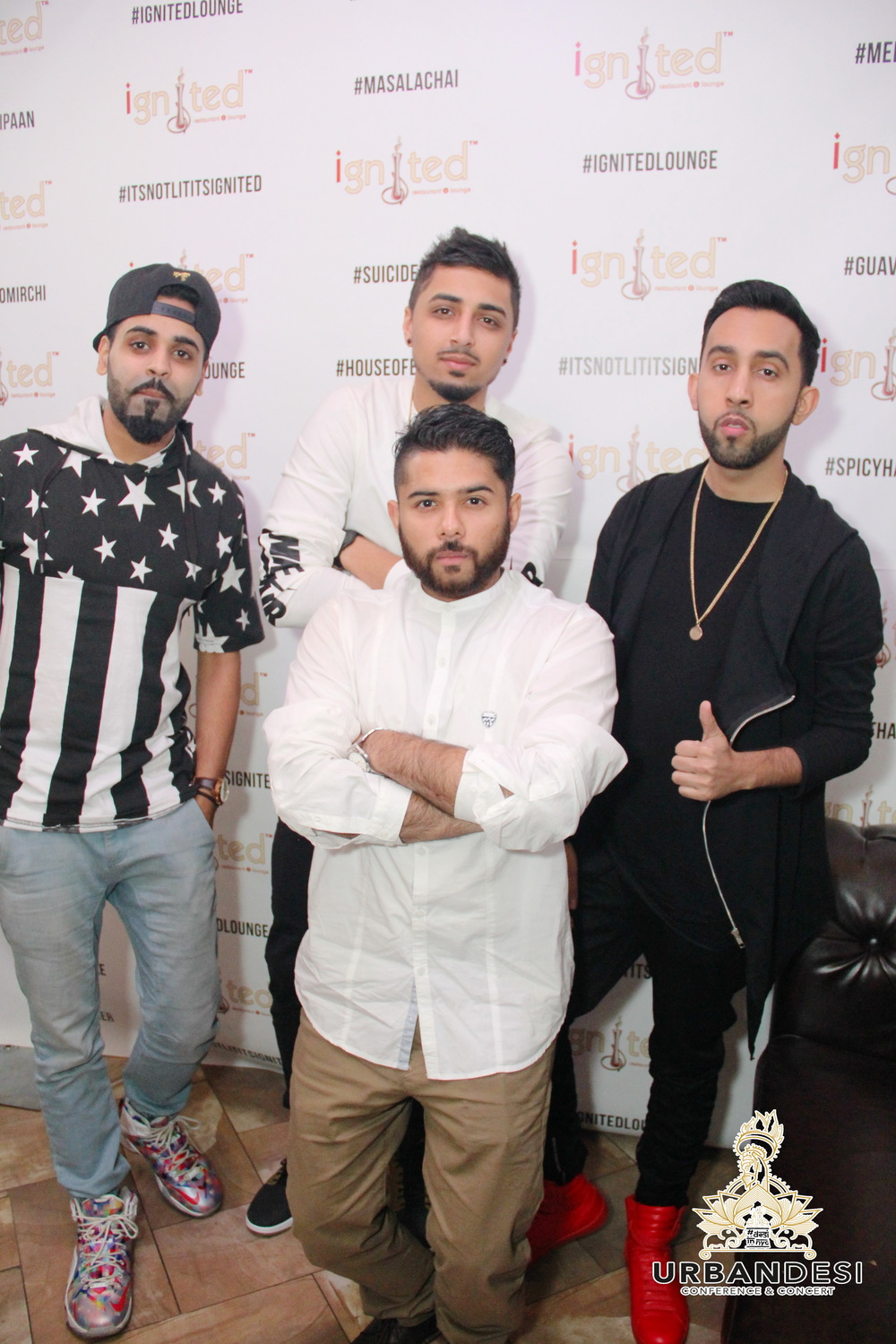 with jt, amar sandhu & the prophec